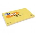 Mas 3653 Yapışkanlı Not Kağıdı 3 Blok