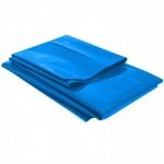 Ceyplas Dökme Çöp Torbası 80x110 cm Mavi 25 kg