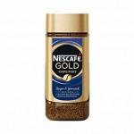 Nescafe Gold Kafeinsiz (Decaf) Hazır Kahve Kavanoz 100 G