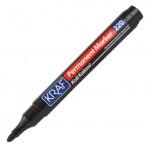Kraf Permanent Marker Yuvarlak Uçlu Kalem Siyah