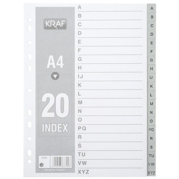 Kraf Separatör A-Z 1004