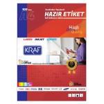 Kraf Laser Etiket KF-2014 99.1 X 38.1 mm