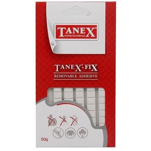 Tanex Fix Hamur Yapıştırıcı 50gr Beyaz