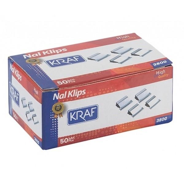 Kraf Klips Yedeği 50'li 380G