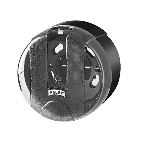Palex Pratik İçten Çekmeli Tuvalet Kağıdı Dispenseri - Şeffaf Füme