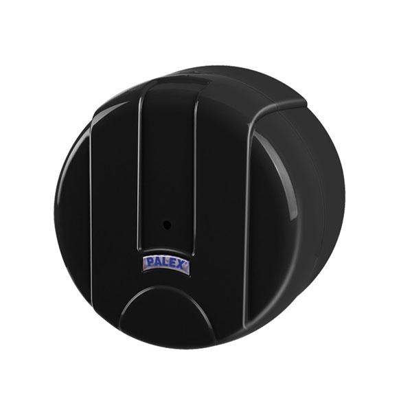 Palex Mini Pratik İçten Çekmeli Tuvalet Kağıdı Dispenseri -Siyah