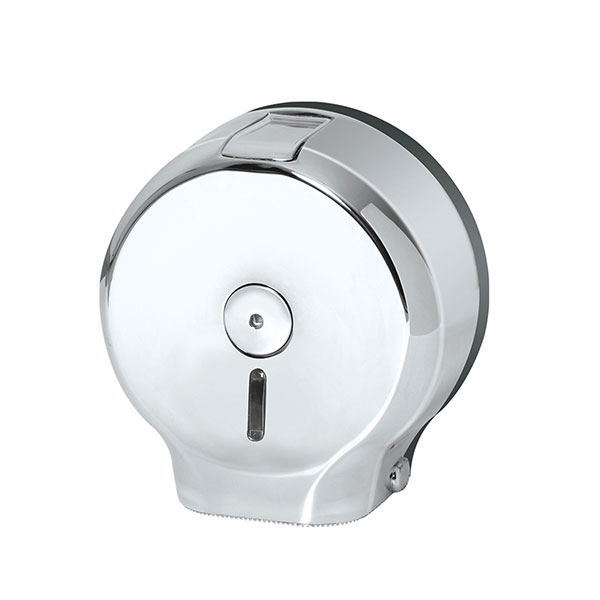 Palex Jumbo Dıştan Çekmeli Tuvalet Kağıdı Dispenseri - Krom Kaplama