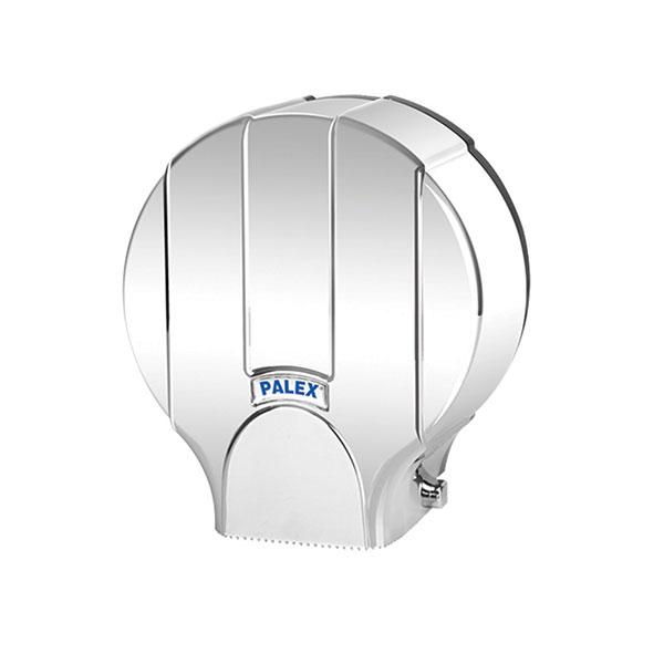 Palex Standart Jumbo Dıştan Çekmeli Tuvalet Kağıdı Dispenseri - Krom Kaplama