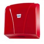 Palex Z Katlamalı Havlu Dispenseri - Kırmızı 21 cm