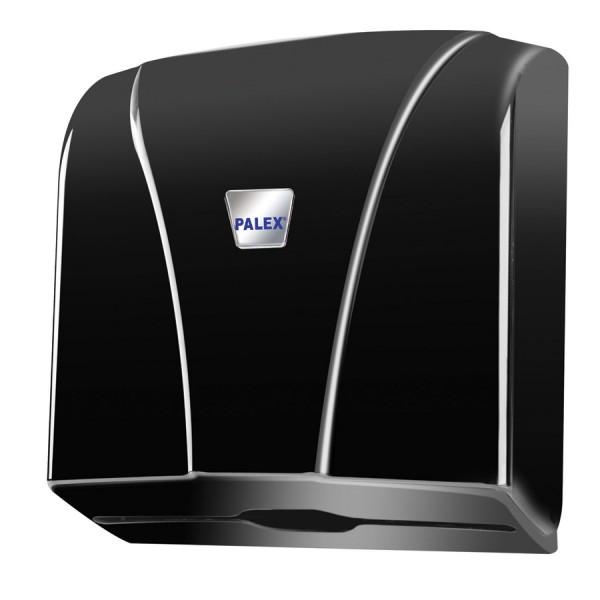 Palex Z Katlamalı Havlu Dispenseri - Siyah 21 cm