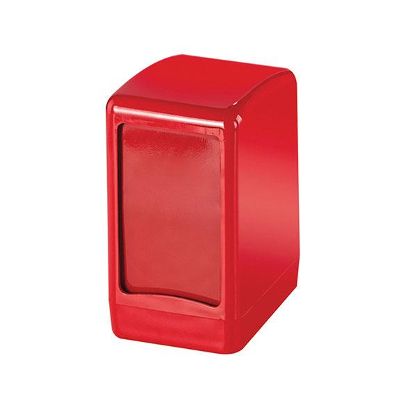 Palex Masaüstü Peçete Dispenseri Kırmızı (Ağır)