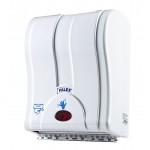 Palex Prestij Sensörlü Havlu Dispenseri - Beyaz 21 cm