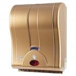 Palex Prestij Sensörlü Havlu Dispenseri - Gold 21 cm