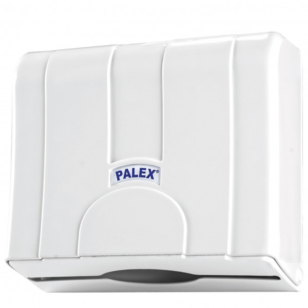 Palex Standart Z Katlamalı Havlu Dispenseri - Beyaz 21 cm