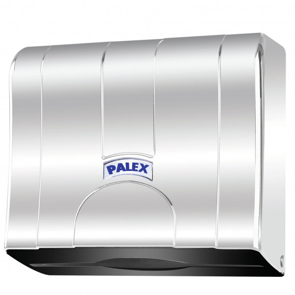 Palex Standart Z Katlamalı Havlu Dispenseri - Krom 21 cm