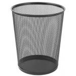 Kraf Perfore Çöp Kovası Siyah 540G