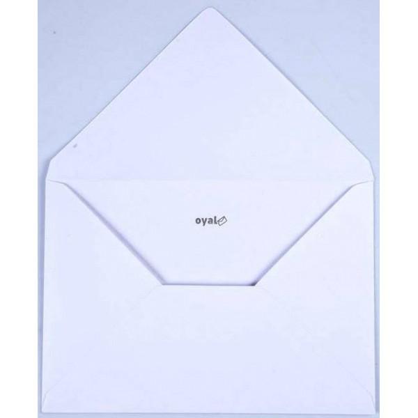 Oyal Zarf 13x18 90 Gr Beyaz