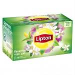 Lipton Bardak Poşet Yeşil Çay Berrak Yaseminli 1.5 G X 20 Adet