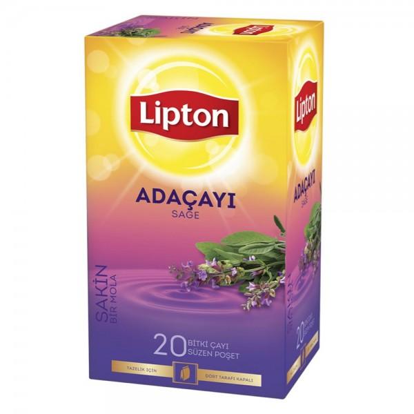 Lipton Bardak Poşet Adaçayı 1.5 G X 20 Adet