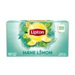Lipton Bardak Poşet Çay Nane Limon 2 G X 20 Adet