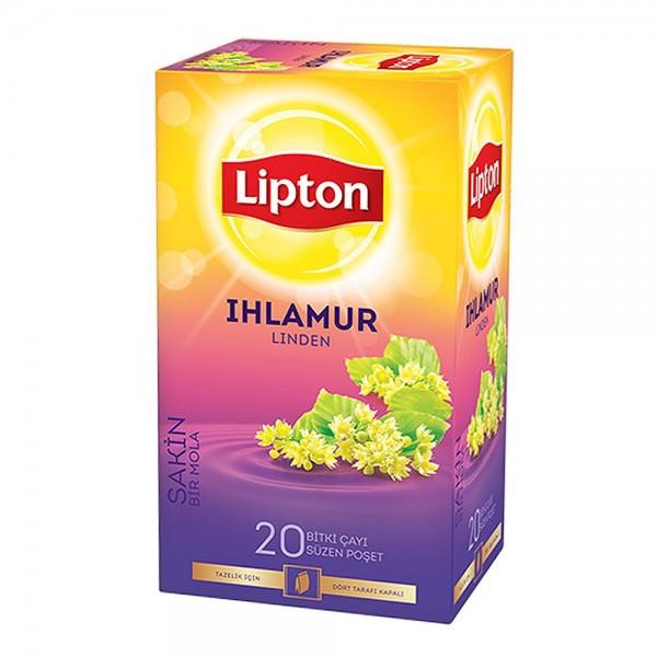 Lipton Bardak Poşet Çay Ihlamur 1.6 G X 20 Adet