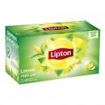 Lipton Bardak Poşet Yeşil Çay Limonlu 1.5 G X 20 Adet