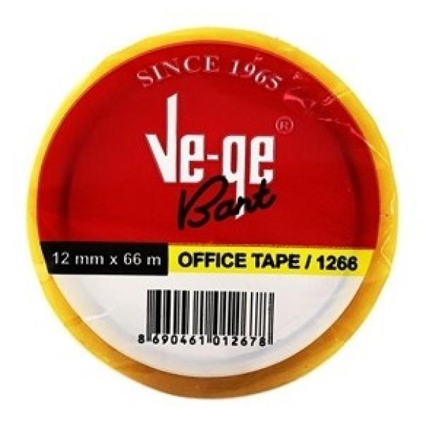 Vege Bant Office 12mmx66m Eto 1266