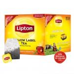 Lipton Yellow Label Bardak Poşet Çay 2 G X 500 Adet