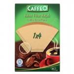 Caffeo Filtre Kahve Kağıdı 1x4 80'li