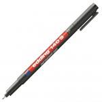 Edding Asetat Kalemi E-140s Siyah