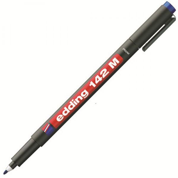 Edding Asetat Kalemi E-142m Mavi