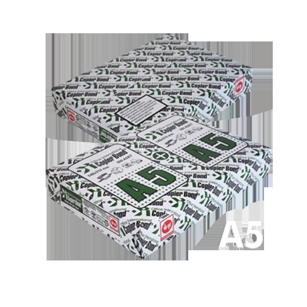 Ve-ge Copier Bond A5 Fotokopi Kağıdı 80 Gr - 1 Koli 5 Paket