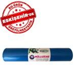 Doğarex Endüstriyel Jumbo Boy Çöp Torbası 80x110 cm 70 Mikron 1 Rulo X 10 Adet