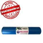 Doğarex Endüstriyel Jumbo Boy Çöp Torbası 80x110 cm 1 Rulo 10 Adet 800 gr