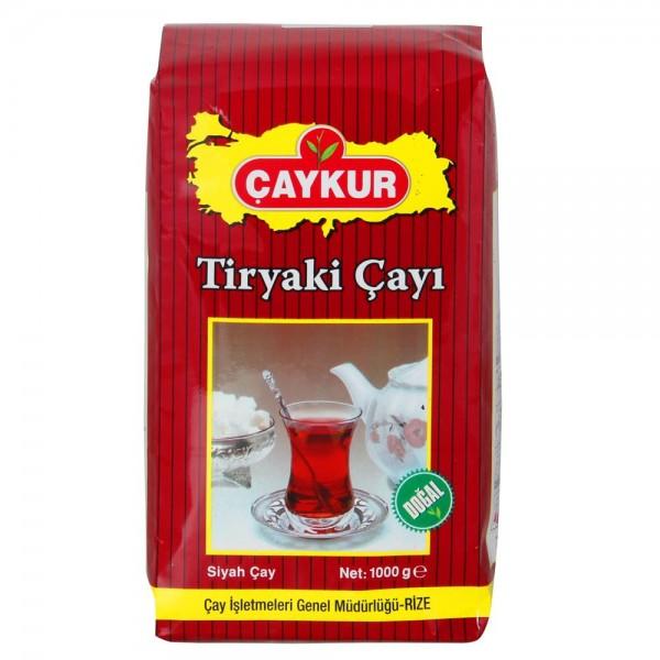 Çaykur Tiryaki Dökme Çay 1 Kg