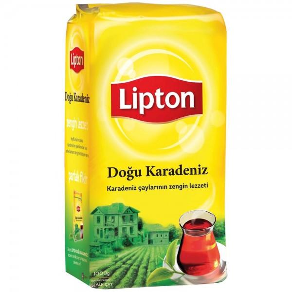 Lipton Doğu Karadeniz Dökme Çay Bergamotlu 1 Kg