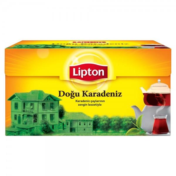 Lipton Doğu Karadeniz Demlik Poşet Çay Bergamotlu 3.2 G X 100 Adet - Kutu