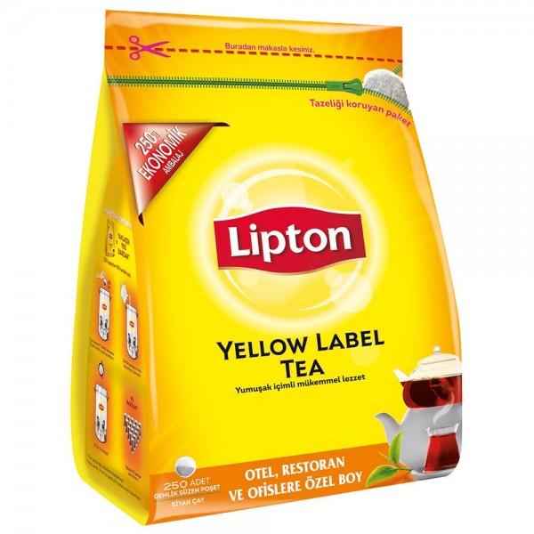 Lipton Yellow Label Demlik Poşet Çay 3.2 G X 250 Adet