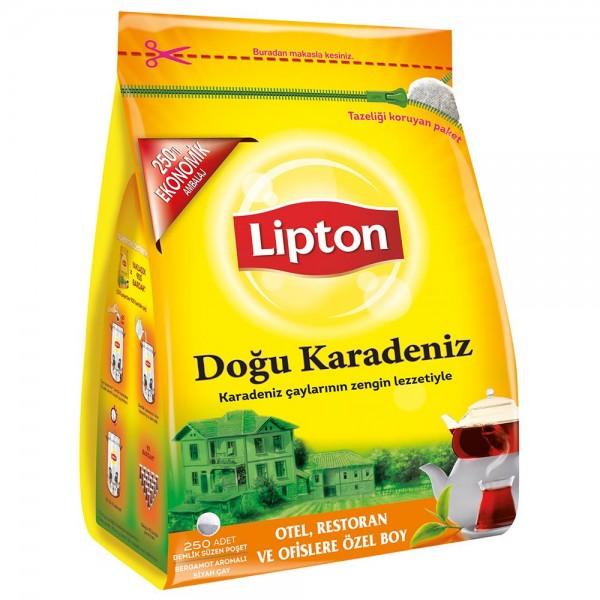Lipton Doğu Karadeniz Demlik Poşet Çay Bergamotlu 3.2 G X 250 Adet