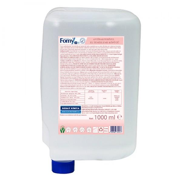 Fomy Köpük Sabun Kartuşu Antibakteriyel 1000 ml