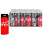 Coca Cola Şekersiz Slim 250 ml X 24 Adet