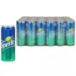 Sprite Limon Aromalı 330 ml X 24 Adet