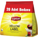 Lipton Yellow Label Demlik Poşet Çay 2 G X 120 Adet