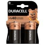 Duracell Alkalin 1.5V L20 Dev Pil X 2 Adet