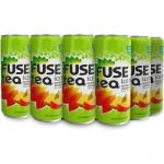 Fuse Tea Mango & Ananas 330 ml x 12 Adet
