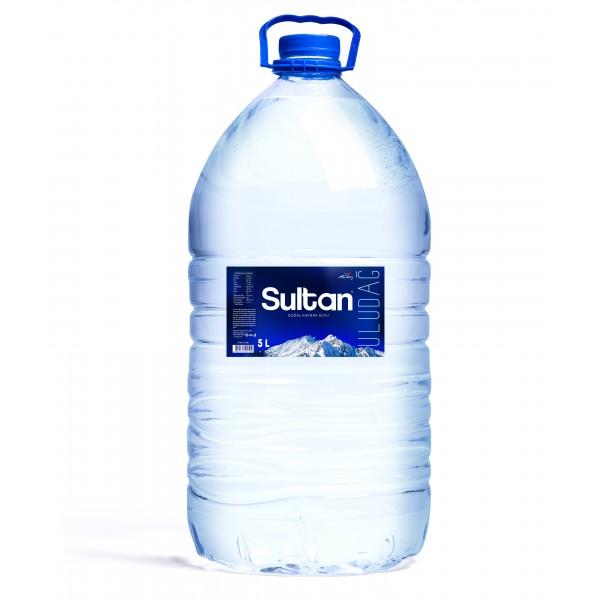 Sultan Su 5 L x 2 Adet