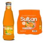 Sultan Maden Suyu Mandalina 200 ML x 6 Adet