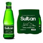 Sultan Sade Maden Suyu 200 ML x 6 Adet (Tanışma Fiyatı)
