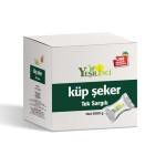 Yeşil İnci Tek Sargılı Küp Şeker 5 Kg