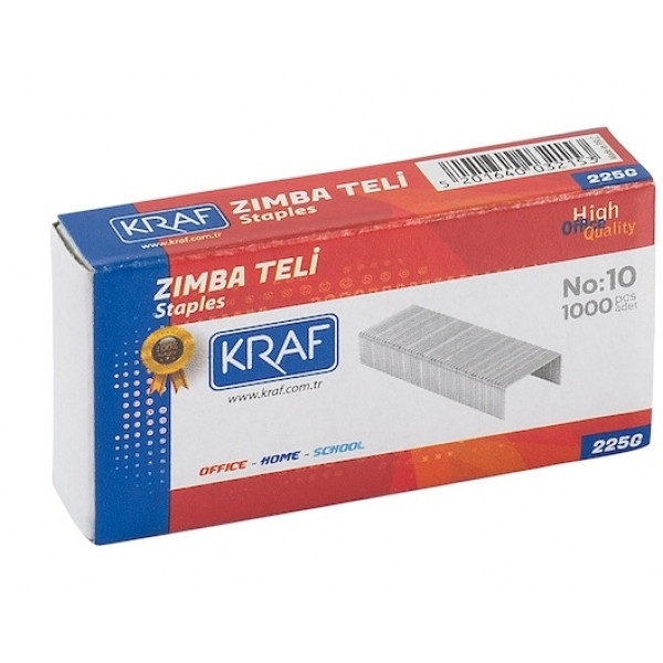 Kraf Zımba Teli No:10 1000 Li